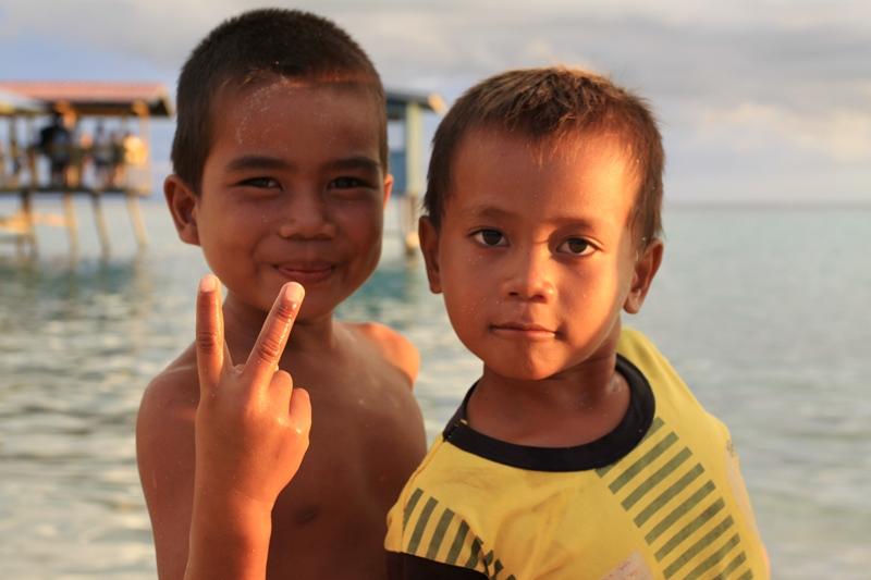 Boys of Mantanani