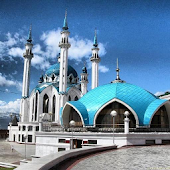 Mosque HD Wallpaper