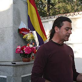 Homenaje Día de la República en Montijo