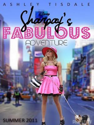 Phim Cuộc Phiêu Lưu Tuyệt Vời Của Sharpay - Sharpay's Fabulous Adventure (2011)