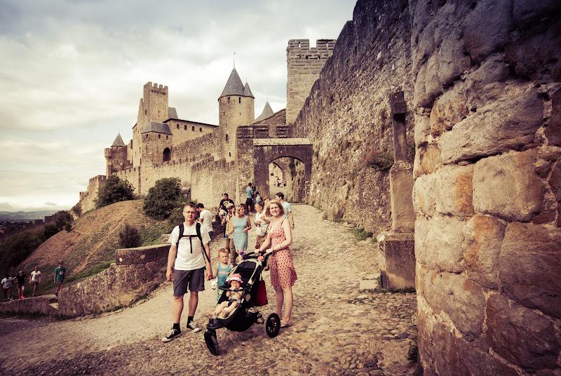 Francja 2015 -- cz. II., Carcassone..