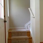 New, safe stairway