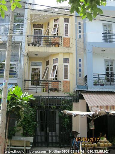 Bán nhà Phường Tây Thạnh ,Quận Tân Phú giá 2, 7 tỷ – NT126