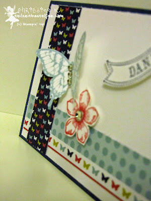 stampin up, petite petals, papillon potpourri, famose fähnchen, bitty banners