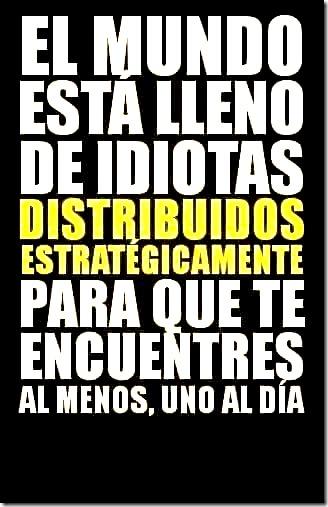 idiotas 3