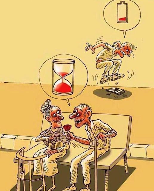 карикатури про життя