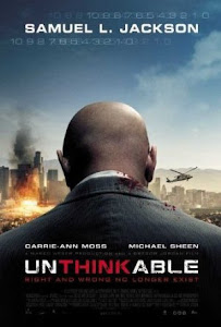 Unthinkable Poster