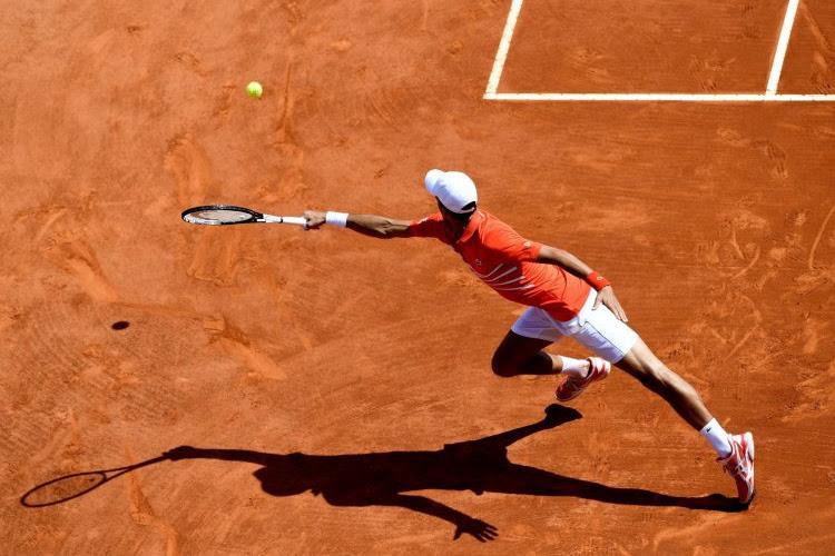 Novak Djokovic ontdoet zich na uurtje spelen gemakkelijk van Dimitrov-killer