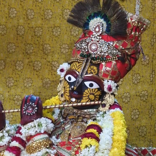 Radha Govind Devji Deity Darshan 01 Mar 2016 (9)