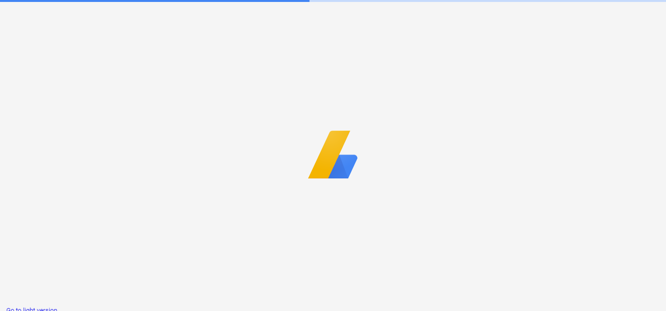 Google website down