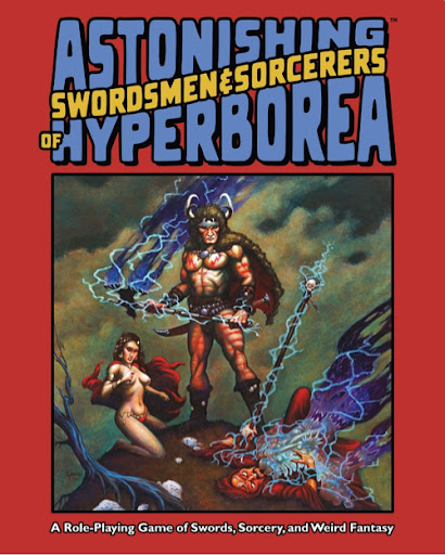 Astonishing Swordsmen & Sorcerers of Hyborea on DriveThru