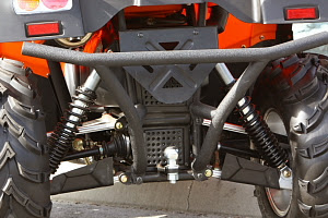 500cc 4wd Rubicon ATV Farm 4x4 Quad Bike IRS Independent rear