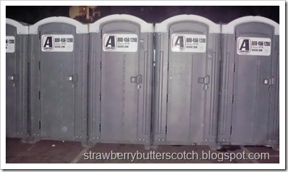 Patriotic Port o Potties