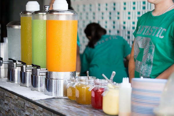 Have a light breakfast at the pier before departing to Similan Islands