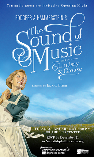 The Sound of Music at the Dr. Phillips Center
