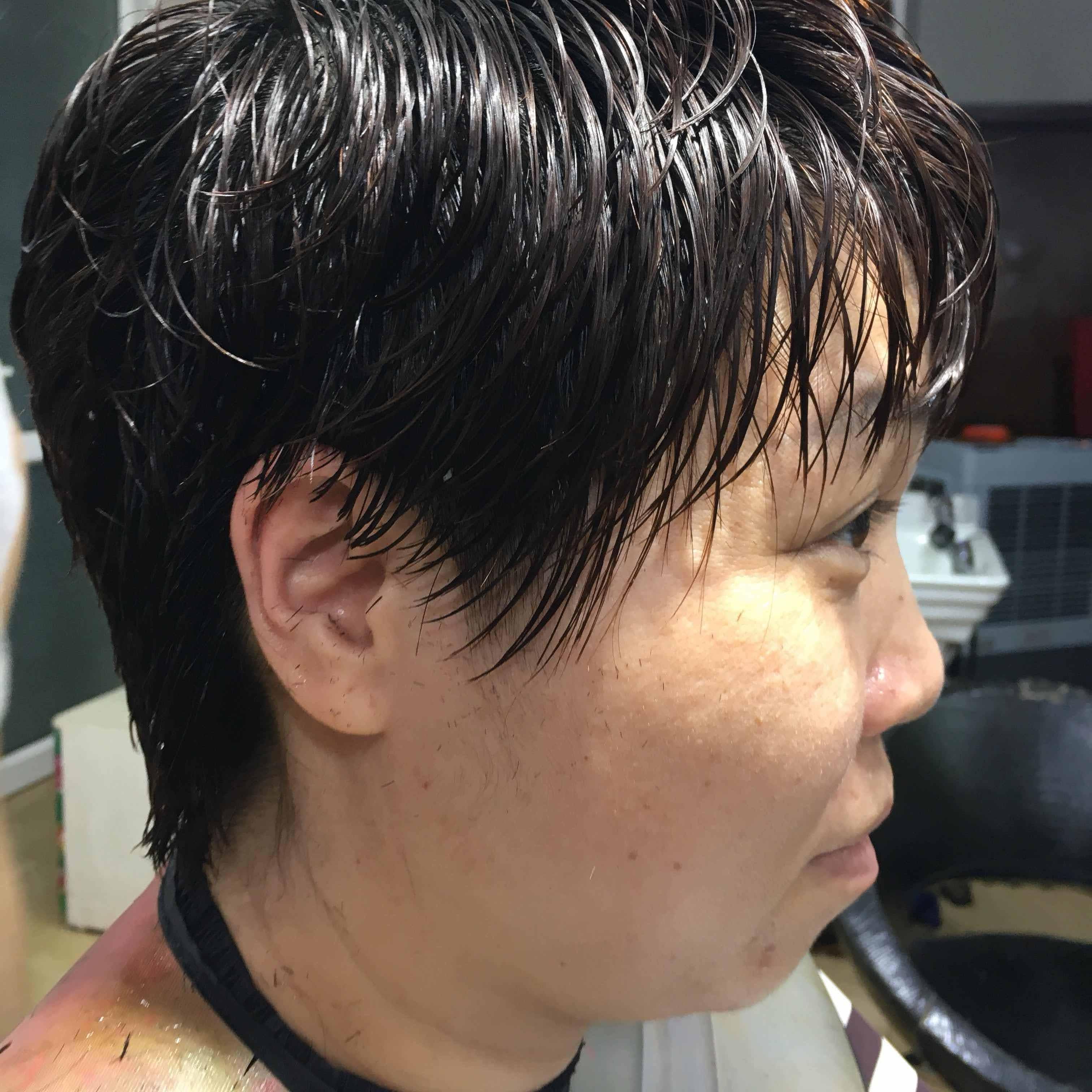 Cấp cứu tóc cắt hỏng dịch vụ Hot nhất tại salon Korigami Hà Nội