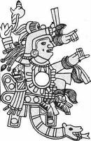 Cihuacoatl Aztec Mother Goddess Image