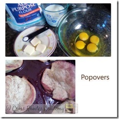 Everyday Cooking- Popovers