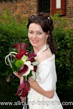 Bruidsreportage (Trouwfotograaf) - Foto van bruid - 030