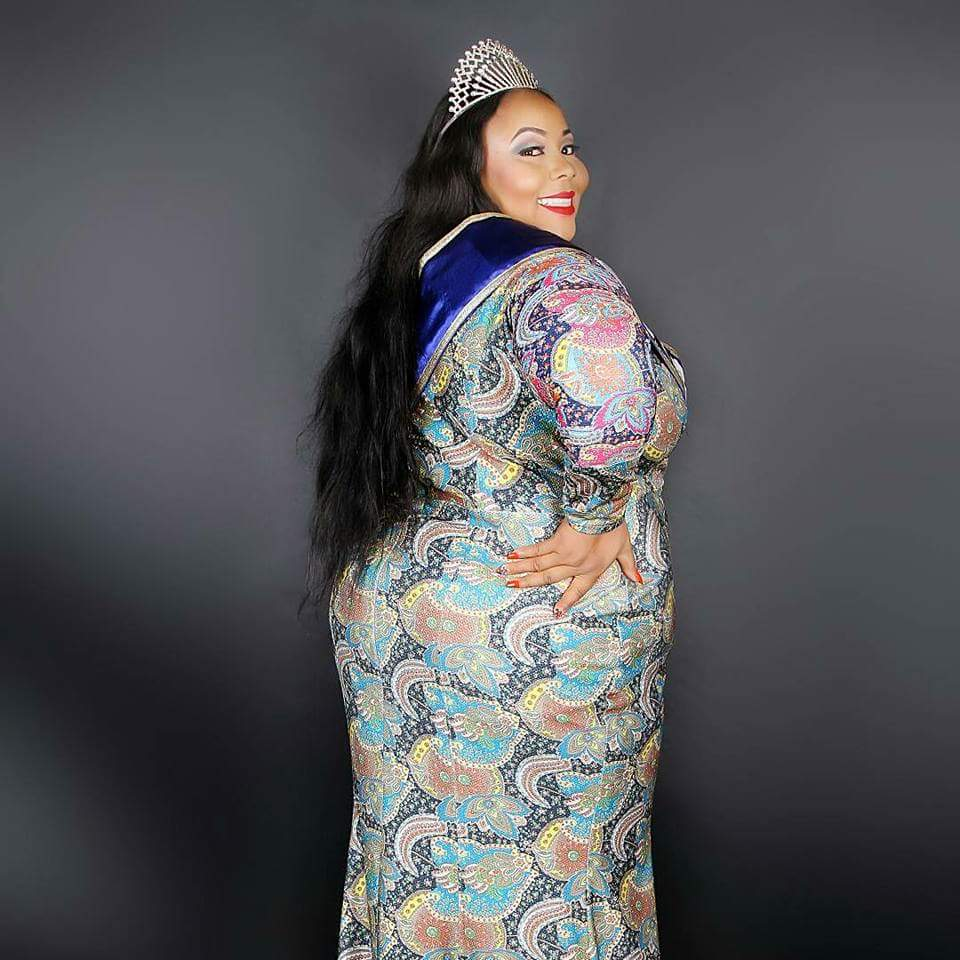 miss bbw tourism 2016 miss esthar nwauka, delivers prayer for her