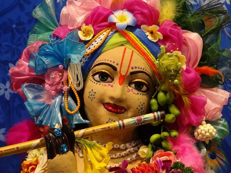 ISKCON Nigdi Deity Darshan 29 May 2016 (20)