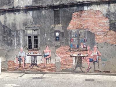 Wall Mural Songkhla