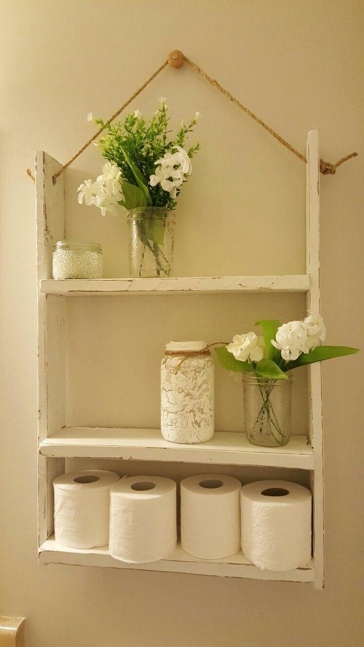 Mi Fiesta Creativa: Ideas para organizar tu baño con cajas ...
