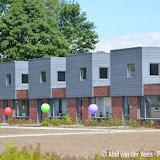 Officiële opening nieuwbouw aan Scholtenswijk Oude Pekela - Foto's Abel van der Veen
