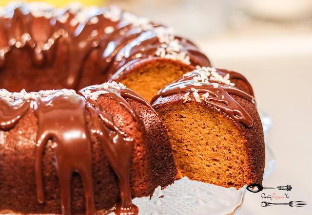 ciasta i desery,ciasta na Boże Narodzenie,babka z dyni, babka piernikowa, babka korzenna, szybka babka