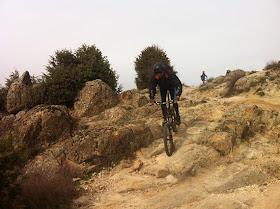 Unas fotos de nuestra Vuelta al embalse de Santillana. Febrero 2013
