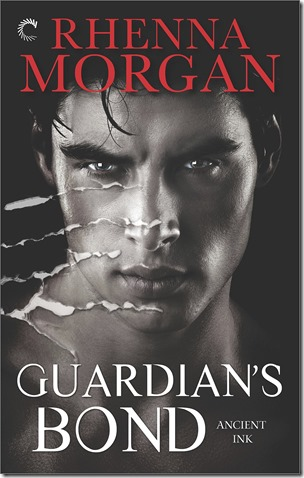 Review: Guardian's Bond (Ancient Ink #1) by Rhenna Morgan