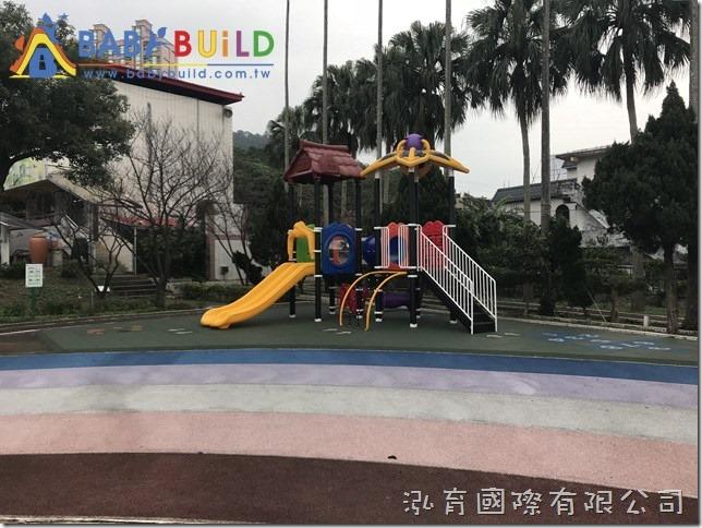 新北市淡水區坪頂國民小學