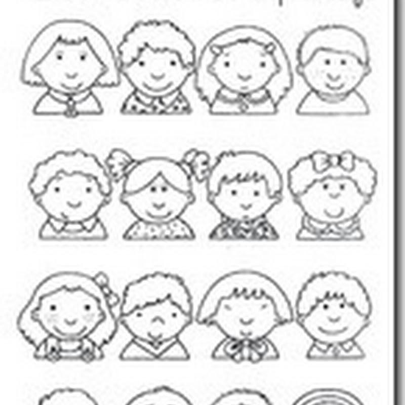 Fichas de conceptos para niños