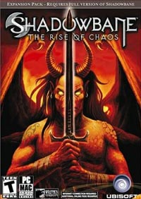 Shadowbane: The Rise of Chaos - Review By Jimmy Goldstein