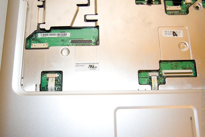 Как разобрать ноутбук Dell Inspiron 1525 26
