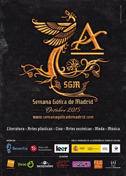 Semana Gótica de Madrid 2015