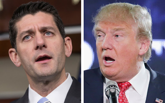 Speaker Ryan doubles down on Trump