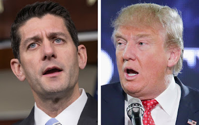 Unity was the theme of Trump-Ryan meeting