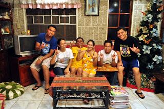 April 23: Adrian Sabulao's Residence (Tacloban City, Leyte)