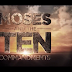 MOSES AND THE TEN COMMANDMENTS (EPISODES 1 – 5 RECAP)