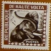 timbre Haute-Volta 003