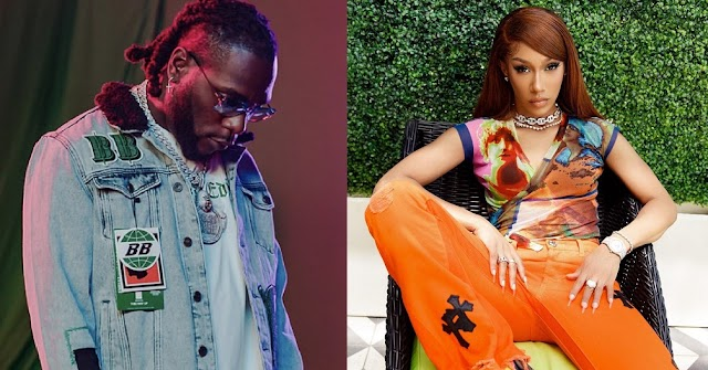 """""""Don't Be Hurt I Said I still Don't Know You""""- American Rapper, Bia, Fires Back At Burna Boy"""