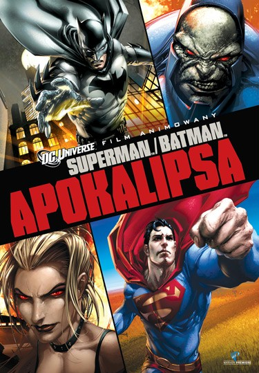 Plakat filmu: Superman/Batman: Apokalipsa