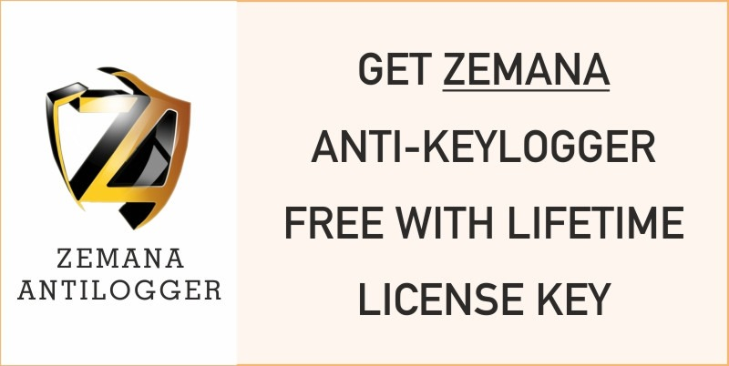 ZEMANA anti-keylogger