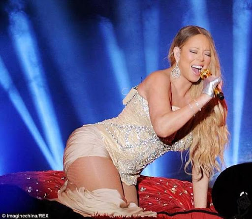 Mariah Carey has recharged her music career with the release of her new