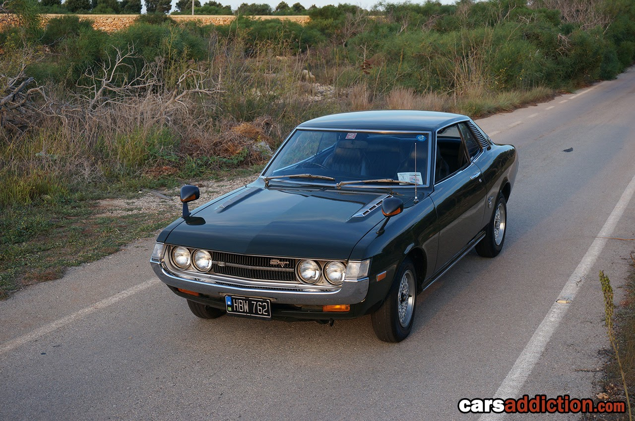 Our New 1st Gen Toyota Celica Freshly Imported From Japan 1973 For Sale Ta20