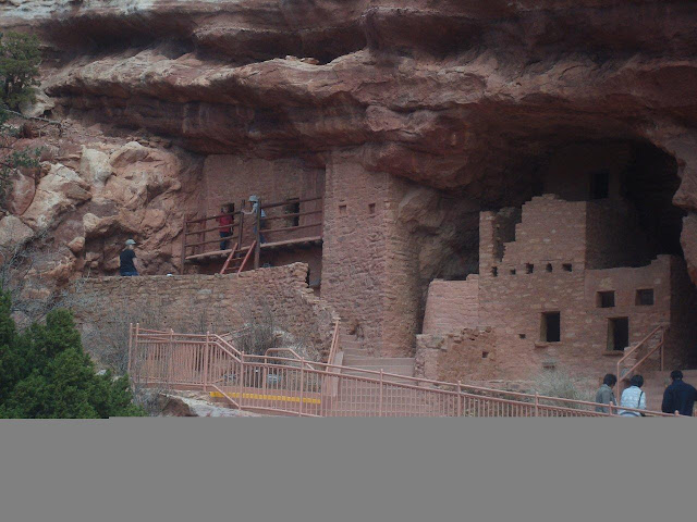 Manitou Cliff Dwellings, Colorado