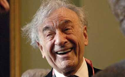 Elie Wiesel Awesome Pics