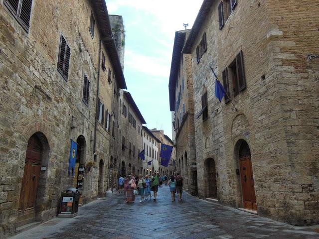 San Gimignano, una de las mejores ciudades de la Toscana