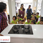 Field Trip to Furniture Showroom by Nursery Section (2018-19), Witty World, Goregaon East
